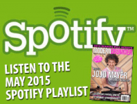 Listen to the Drumming on Spotify: Great Tracks From MD's May 201...