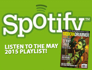 Grab Some Greb in the June 2015 Spotify Playlist