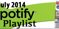 <b>July 2014 Spotify Playlist</b>