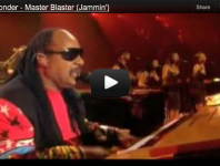 """Master Blaster (Jammin')"" by Stevie Wonder"