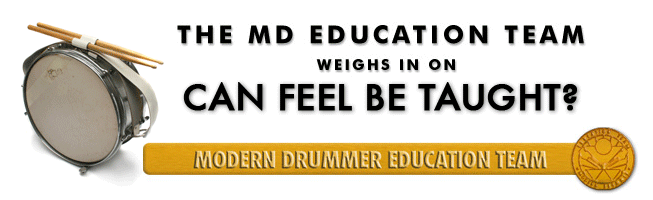 MD Education Team Weighs In On: Teaching Feel