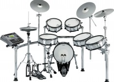 Drummers are drawn to electronic percussion for the same reasons today as we were back in the early '80s.These days, more and more drummers are embracing electronics, which is helping to keep sales thriving. In this article we'll address some of the common categories of electronic percussion instruments....