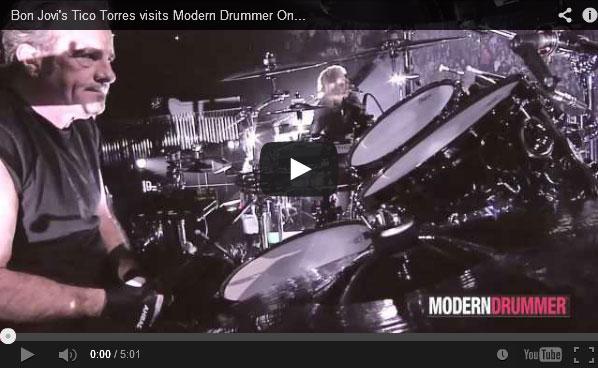 Bon Jovi's Drummer Tico Torres