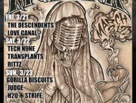 <b>Travis Barker Presents the 7th Annual Musink Tattoo and Music Festival</b>
