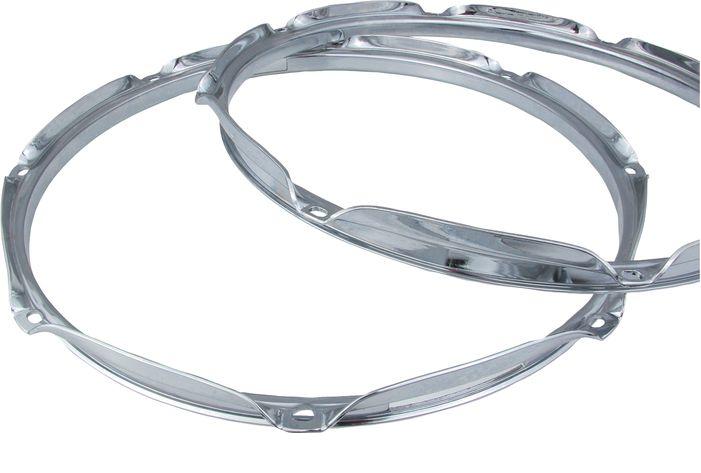 triple flange hoops