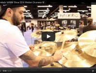 <b>VIDEO - Turkish Cymbals NAMM Show 2014 New Gear Coverage </b>