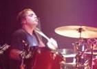 drummer Josh Eppard of Coheed & Cambria