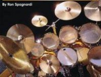 Modern Drummer Adds CD to Progressive Independence: Rock Book