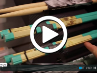 Vic Firth at NAMM 2015 (VIDEO)