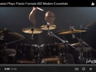 Paiste Artist Vinnie Colaiuta Discusses the Formula 602 Modern Es...