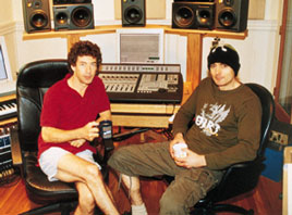 Simon Phillips & Virgil Donati
