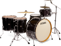 "Tama Introduces Limited Edition Silverstar Drumkit With 26"" ..."