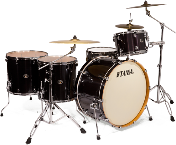 "Tama Introduces Limited Edition Silverstar Drumkit With 26"" Bass Drum"