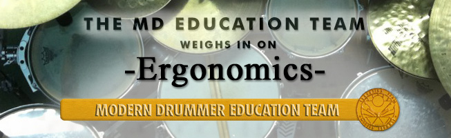 MD Education Team Weighs In On: Ergonomics
