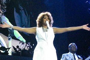 <b>The Beat Goes On for Whitney Houston</b>