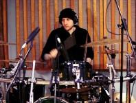 <b>Session Drummer/Programmer Steven Wolf</b>