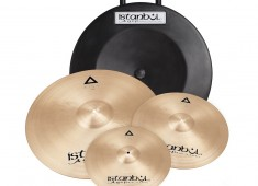 Check out the Istanbul Agop Xist cymbal series in this review from the August 2014 issue....