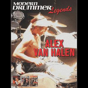 Legends Alex Van Halen Shop Cover