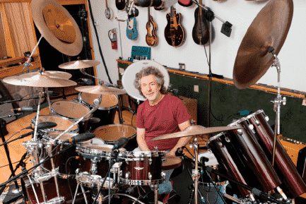 Simon Phillips By Alex Solca