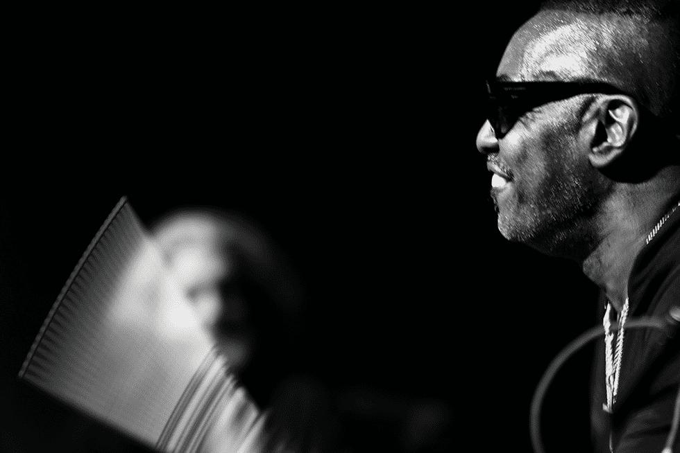 Steve Jordan by Antoine Sanfuentes